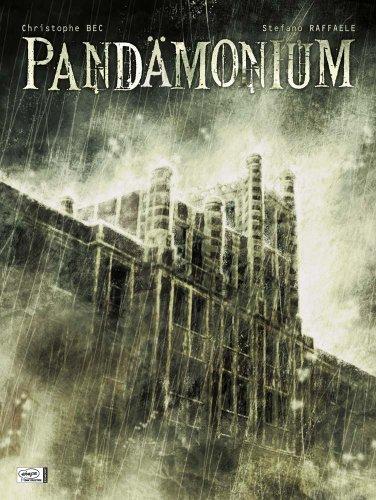 Buchseite und Rezensionen zu 'Pandämonium' von Christophe Bec