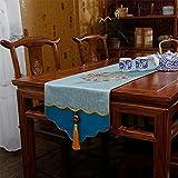 Modern Minimalist Living Room Dining Table TV Cabinet Tovaglie Tovaglie Di Stoffa,B-35*140CM