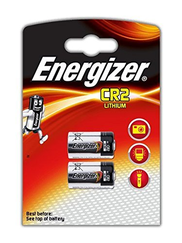 Energizer CR2 Lithium Fotobatterien, 2 Stück Energizer Lithium-batterien