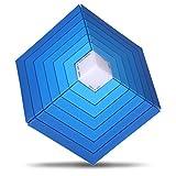 Enceinte Bluetooth–Cube arc-en-ciel 5W Haute basses, 600mAh batterie - Best Reviews Guide