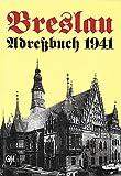 Breslau-Adreßbuch 1941 -