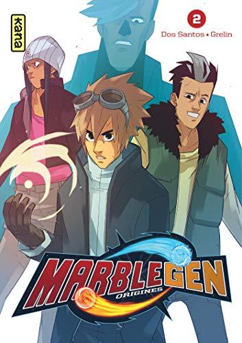 Marblegen Origines Edition simple Tome 2