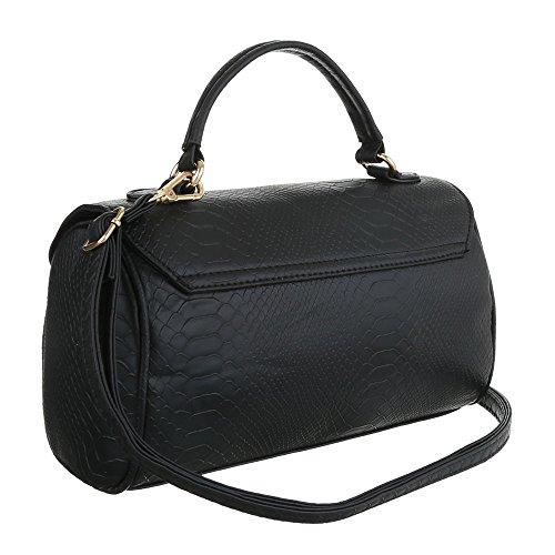 e02efa01ec733 Damen Schultertasche Handtasche Tragetasche Shopper Beige Schwarz Blau  Braun Pink Rot Grau Weiß Gelb Schwarz