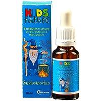 Kids Nature Sandmännchen, Bachblüten-Komplexmittel *alkoholfrei*, 20ml Stockbottle preisvergleich bei billige-tabletten.eu