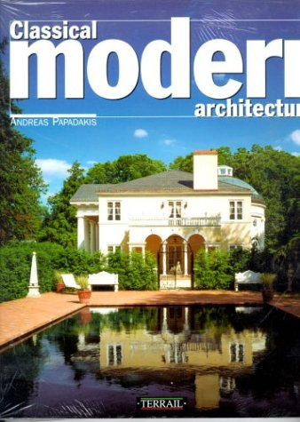 ARCHITECTURE MODERNE CLASSIQUE-ANGLAISE