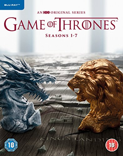 Series 1-7 [Blu-ray]