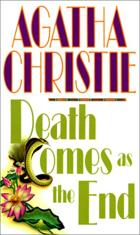 Book cover for Death Comes as the End