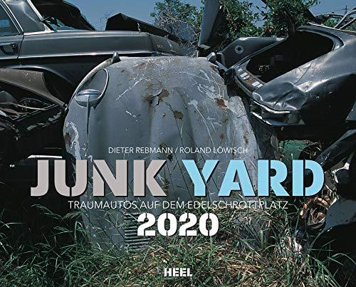 Junk Yard 2020: Traumautos auf dem Edelschrottplatz