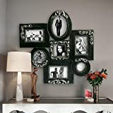 7 photo collage frame