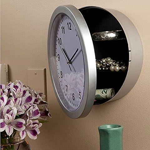 FEI&S La nuova parete circolare Diy di orologio digitale grande orologio da parete Soggiorno Camera da letto decorazione #22 - Tropical Luce Di Notte