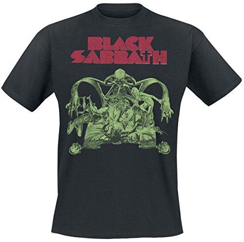 Black Sabbath Bloody Sabbath Camiseta Negro M