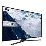 Téléviseur Samsung UE43KU6000 - LED 4K 43' (109 cm) 16/9 - 3840 x 2160 pixels - Ultra HD - HDR - TNT HD et Câble - Wi-Fi - 1300 PQI