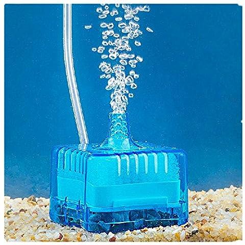 Winwintom Aquarium Fish Tank Super pneumatique biochimique activé filtre à charbon