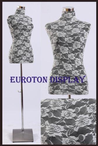 euroton-wechselbezug-uberzug-in-lace-weiss-fur-schneiderpuppe-damenbuste-buste-torso-lsw