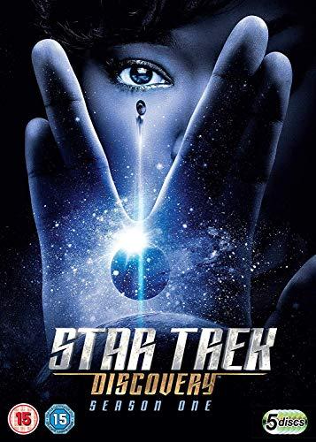 Star Trek Discovery: Season 1 Set (4 Dvd) [Edizione: Regno Unito]