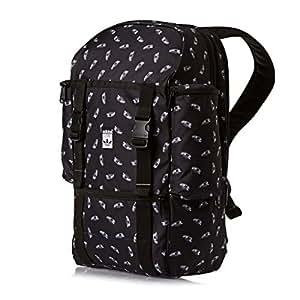 Sac a dos avec poche ordinateur portable Skate Adidas Originals - Noir