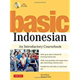 Basic Indonesian: An Introductory Coursebook [With MP3]