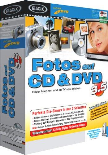 Magix MAGIX Fotos auf CD&DVD 3.5