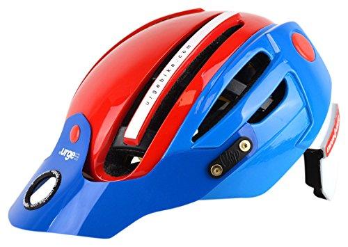 Urge Endur o Matic Casco, Color - Bleu/Blanc / Rouge, tamaño S/M (54/57cm)