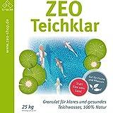Zeolith Teich Granulat Wasser Filterung Reinigung Kies Algenvernichter Naturmaterial Filter