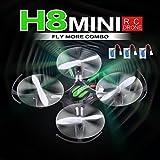 FairytaleMM JJR / C H8 Mini 2,4G RC Drohne Quadcopter mit 3 Batterien Combo Headless Modus