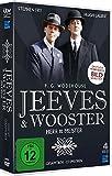 Jeeves and Wooster Gesamtbox (alle 23 Folgen in verbesserter Bildqualität im 4 Disc Set)