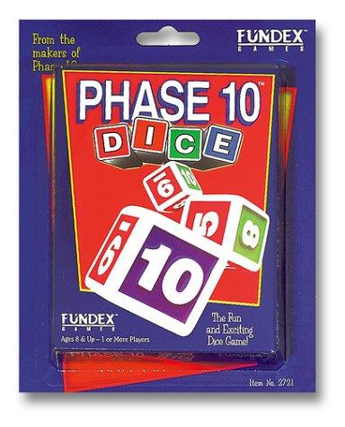 Preisvergleich Produktbild Phase 10 Dice Game