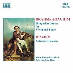 Brahms Ungarische Tänze Lenehan