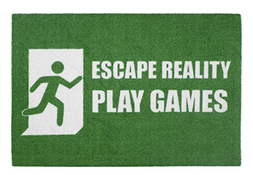 Close Up Felpudo Escape Reality - Play Games