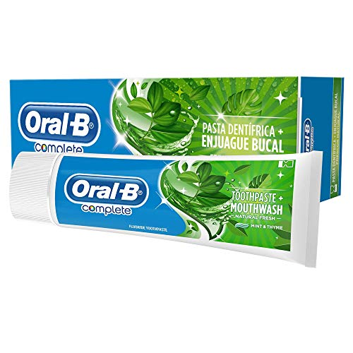Oral-B Complete Plus Frescor Total Pasta Dentífrica - 75 ml