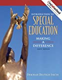 Introduction to Special Education: Making a Difference (with MyLabSchool)
