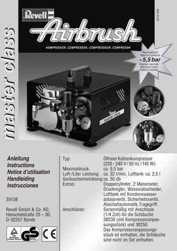 Revell Airbrush 39138 - 6