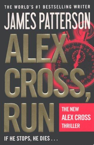 Book cover for Alex Cross, Run