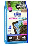 bosch Hundefutter Medium Junior 1 kg, 5er Pack (5 x 1 kg)