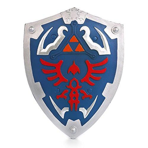 KeySmart The Legend of Zelda Schild aus PU-Schaum mit Stabilsationskern