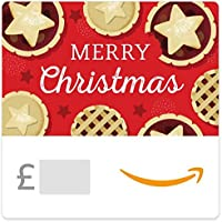 Mince Pies - Amazon.co.uk eGift Voucher