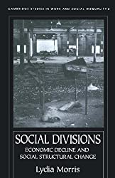 Social Divisions: Economic Decline and Social Structural Change (Cambridge Studies in Work & Social Inequality)