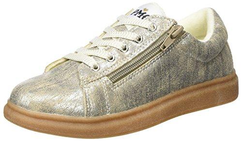 Primigi Mädchen PCR 8305 Sneaker, Silber (Argento), 33 EU (Kinder Turnschuhe Primigi Mädchen)