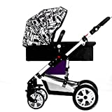 Peixia Department Store Kinderwagen ★ Ultra Lightweight Kinderwagen ★ Klapp-Kinderwagen ★ Geeignet für 0-36 Monate Baby Buggys Kinderwagen (Farbe : 4#)