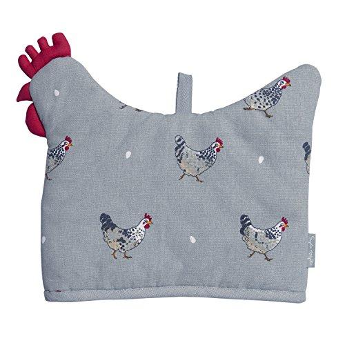 Sophie Allport Chicken Funda para tetera, diseño de gallina