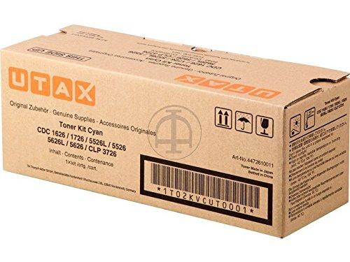 Preisvergleich Produktbild Utax CDC1726 Toner, 5000 Seiten, cyan