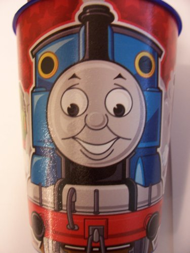 Thomas And Friends 16 Oz Reusable Party Cup