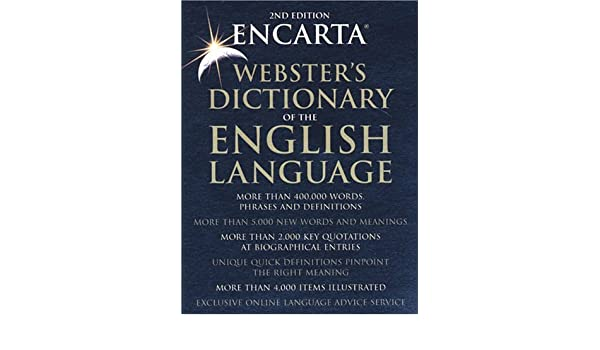 Buy encarta websters dictionary of the english language second buy encarta websters dictionary of the english language second edition book online at low prices in india encarta websters dictionary of the english stopboris Choice Image