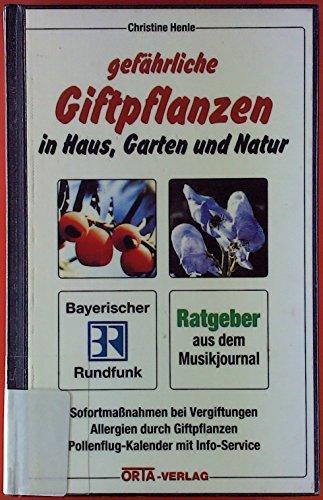 Giftpflanzen  <strong>Verlag</strong>   Kosmos Verlag