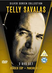 Telly Savalas Silver Screen Collection [DVD]