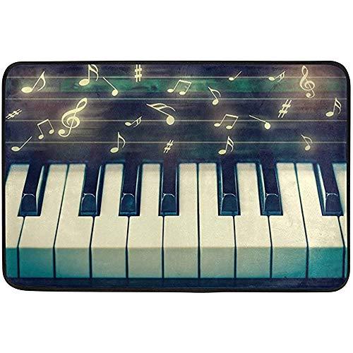 XV Global Felpudo,Piano Key Notas música