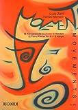 Recueil pour Piano ou Clavier publié en 2003 sous la référence SY 2693 par Ricordi Berlin.