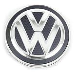 Nabenkappe Original VW universal Abdeckkappe Alufelge Chromglanz Silber 5G0