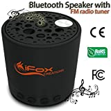 Best Bluetooth Speaker With Radios - iFox - iF010 Bluetooth Portable Speaker with FM Review