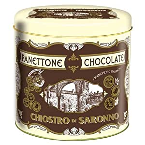 Authentic Panettone in Tin (Chocolate)